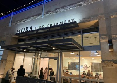Mora Iced Creamery – Town Square